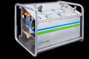 PPA pressure test system Itensify