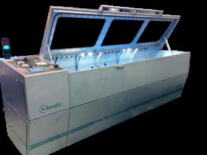 HSG under water pressure test unit Itensify