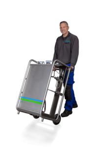 TPA high pressure unit trolley Itensify